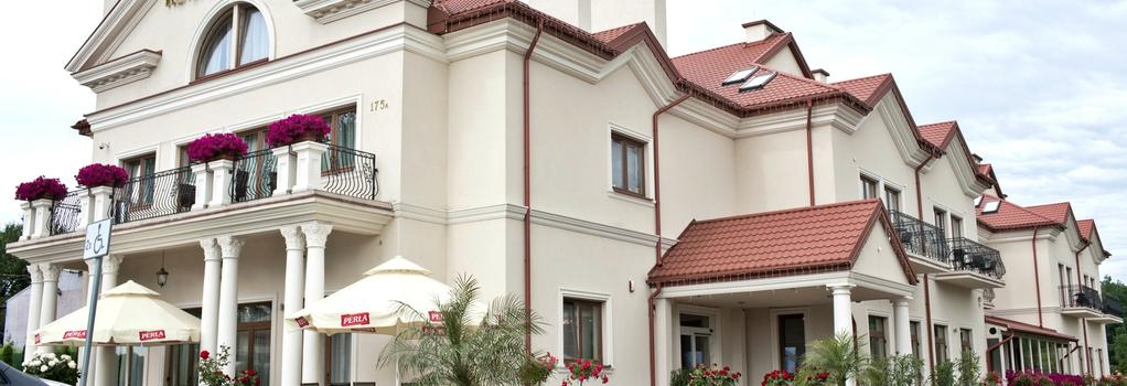 Hotel Luxor - Lublin - Building