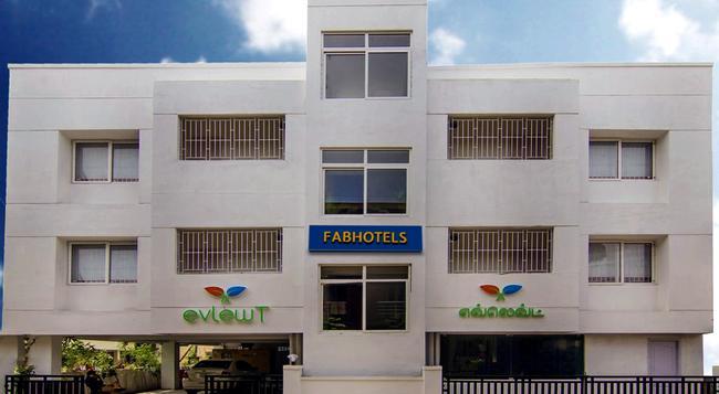 Fabhotel Evlewt Omr - Chennai - Building
