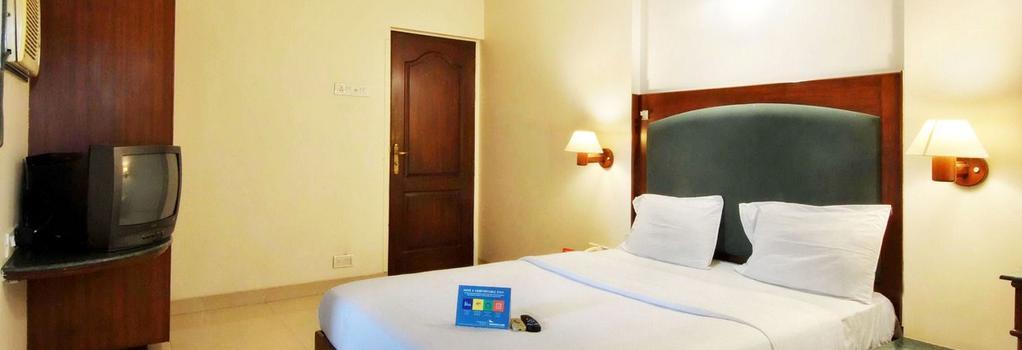 Fabhotel Lotus Koregaon Park - Pune - Bedroom