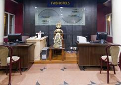 FabHotel Blossom T Nagar - Chennai - Lobby