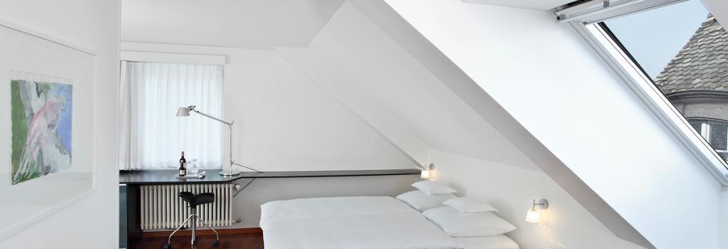 Helmhaus Swiss Quality Hotel - Zurich - Bedroom
