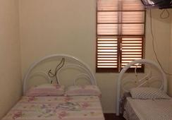 Hotel Nove De Julho - Marilia - Bedroom