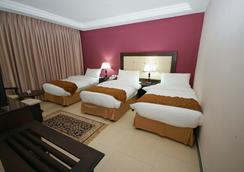 Petra Moon Hotel - Wadi Musa - Bedroom