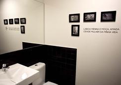 The Art Inn Lisbon - Lisbon - Bathroom