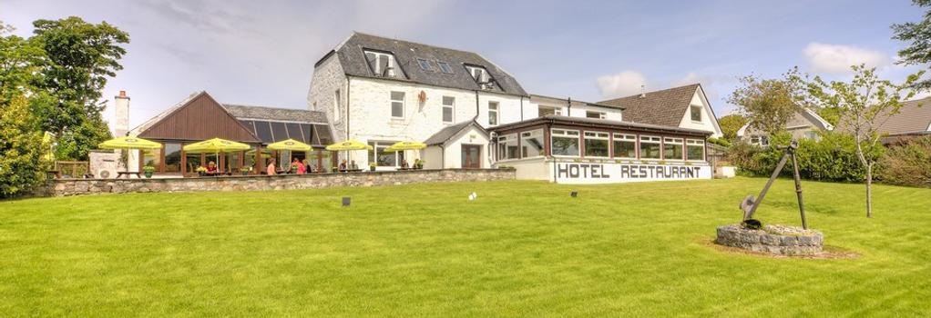Lochnell Arms Hotel - Oban - Building