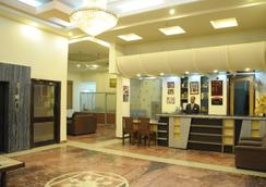 Hotel Ganga Ratan - Agra - Lobby