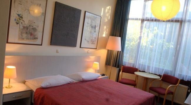Berlin Art Hotel - Gyumri - Bedroom