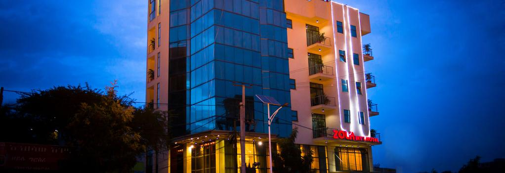 Zola International Hotel - Addis Ababa - Building