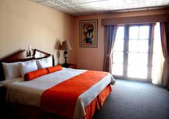 Hotel Royal Palace - Guatemala City - Bedroom