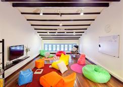 Box Capsule Hostel - Singapore - Lounge