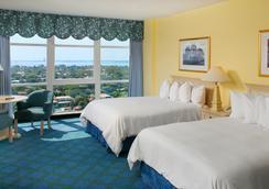 Miami Beach Resort & Spa - Miami Beach - Bedroom