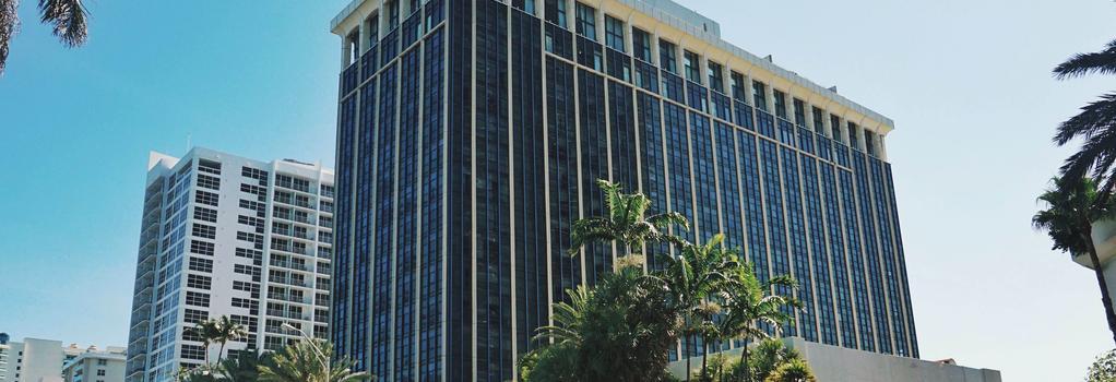 Miami Beach Resort & Spa - Miami Beach - Building