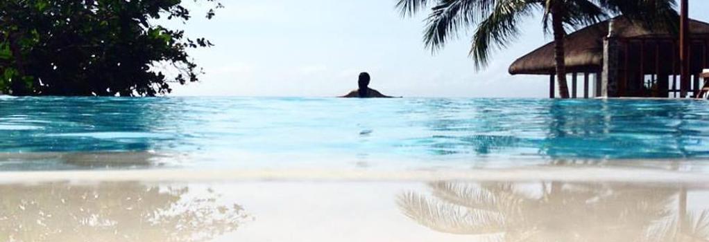 Palm Beach Resort - Laiya - Pool