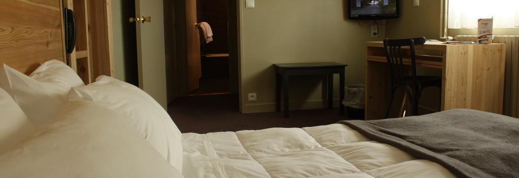 Mon Hôtel À Gap - Gap - Bedroom