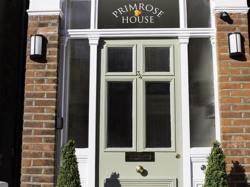 Primrose Guest House - London - Building