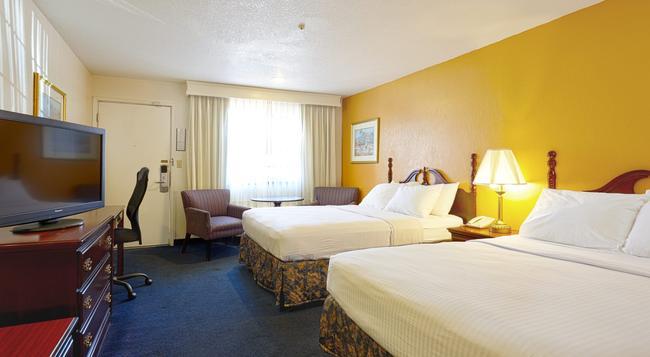 Sandman Santa Rosa - Santa Rosa - Bedroom
