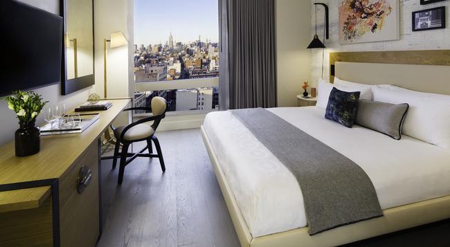 Hotel 50 Bowery Nyc - New York - Bedroom