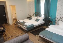 Garni Hotel DUM - Belgrade - Bedroom