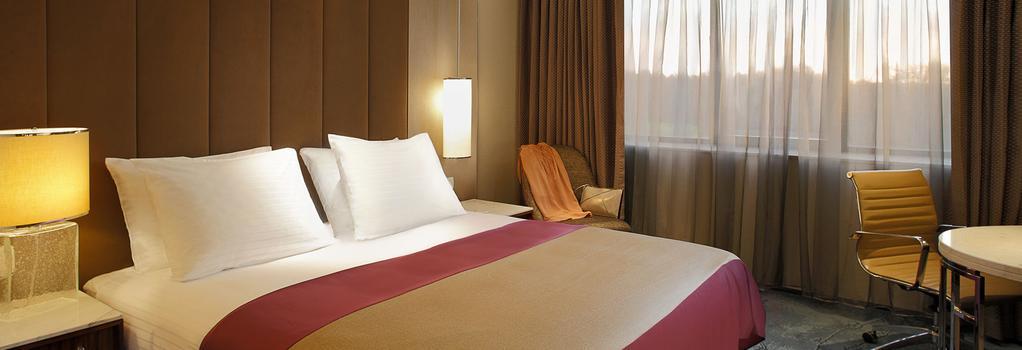 Tangla Hotel Brussels - Brussels - Bedroom