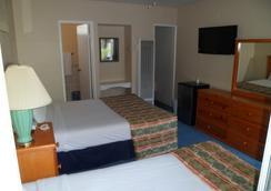 Ocean Park Inn - Santa Monica - Bedroom
