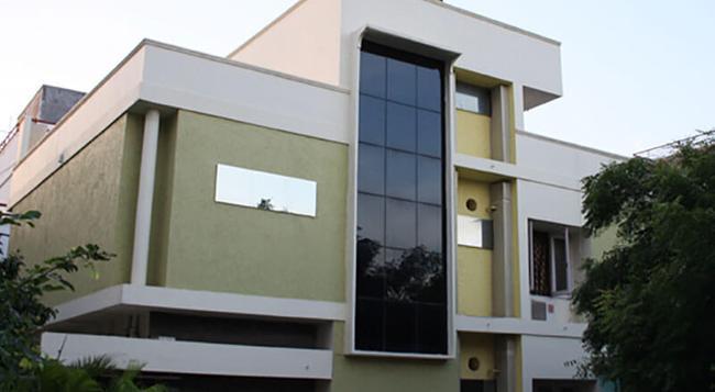 Falcons Nest Banjara Hills - Hyderabad - Building