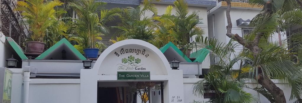 The Little Garden Boutique Hotel - Phnom Penh - Building