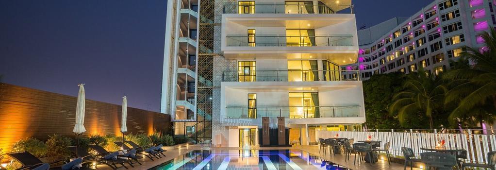 Mera Mare Hotel - Pattaya - Building