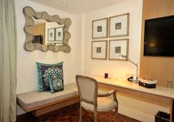 Maria Condesa Hotel & Suites - Mexico City - Bedroom