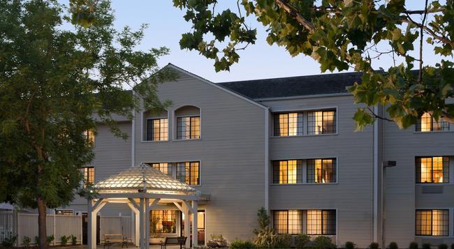 Napa Winery Inn - Napa - Building