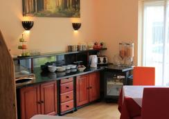 Stansted Airport Lodge - Stansted - Restaurant
