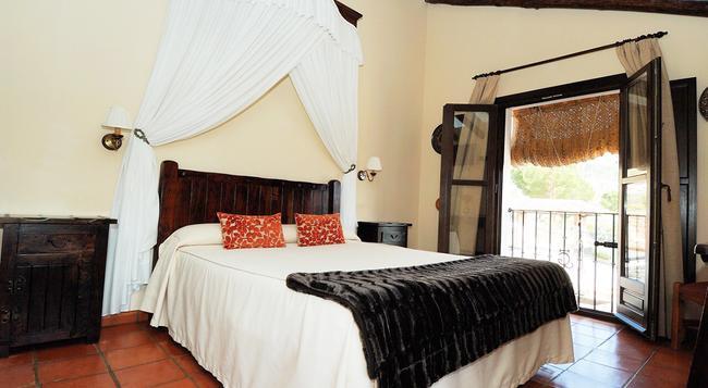 Hotel Hacienda Puerto de las Muelas - Ronda - Bedroom