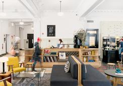 Ace Hotel Pittsburgh - Pittsburgh - Lobby