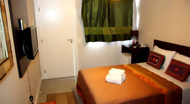 Thaiji Pousada e Parador - Florianópolis - Bedroom