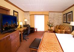 Riverwalk Plaza Hotel - San Antonio - Bedroom