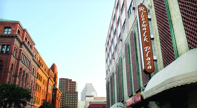Riverwalk Plaza Hotel - San Antonio - Building