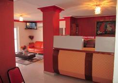 Seven Stars Hotel - Port Au Prince - Lobby