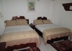 Seven Stars Hotel - Port Au Prince - Bedroom