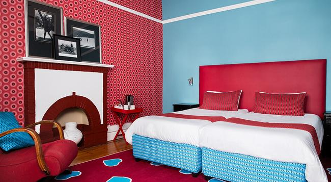 The Backpack - Hostel - Cape Town - Bedroom