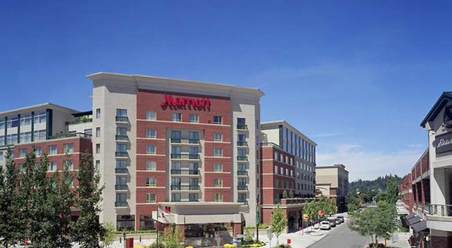 Seattle Marriott Redmond - Redmond - Building