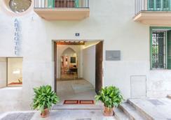 Art Hotel Palma - Palma de Mallorca - Outdoor view