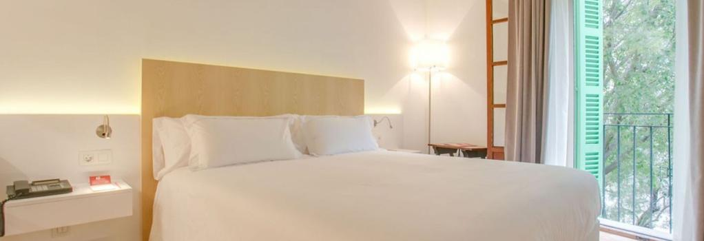 Art Hotel Palma - Palma de Mallorca - Bedroom