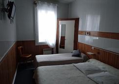 Hotel Chalet St Louis - Lourdes - Bedroom