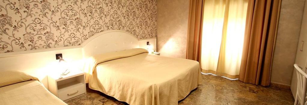 Hotel Orazia - Rome - Bedroom