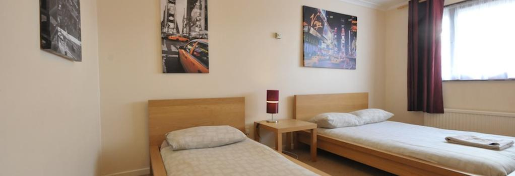 City Centre Rooms - Milton Keynes - Bedroom