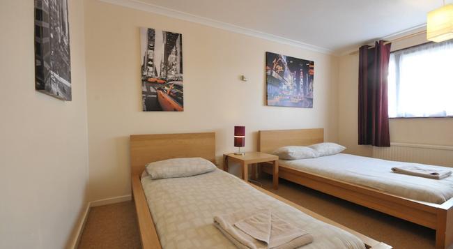 City Centre Rooms - Milton Keynes - Bedroom