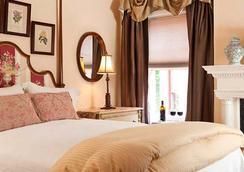 Swann House Historic Dupont Circle Inn - Washington - Bedroom