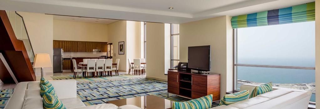 Hilton Dubai The Walk - Dubai - Bedroom