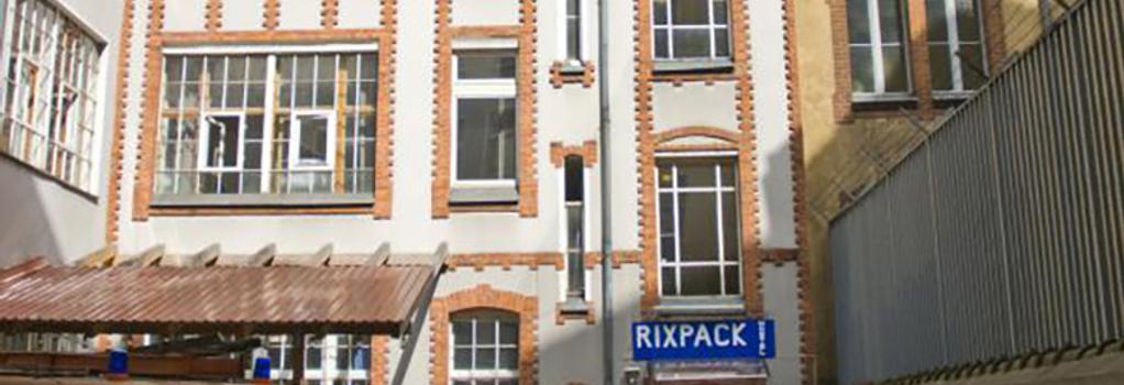 Rixpack Hostel - Berlin - Building