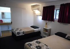 Siesta Villa Motor Inn - Gladstone - Bedroom