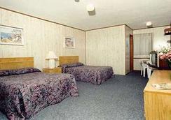 Sunburst Motels I & Ii - Seaside Heights - Bedroom